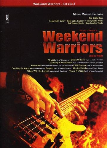 Weekend Warriors: Volume 2 - Bass Guitar - BOOK+CD