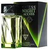 GUESS Night Access Men EDT, 1er Pack (1 x 100 ml)