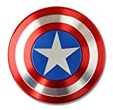 #10: Hand Spinner EDC Toy Fidget Top Captain America