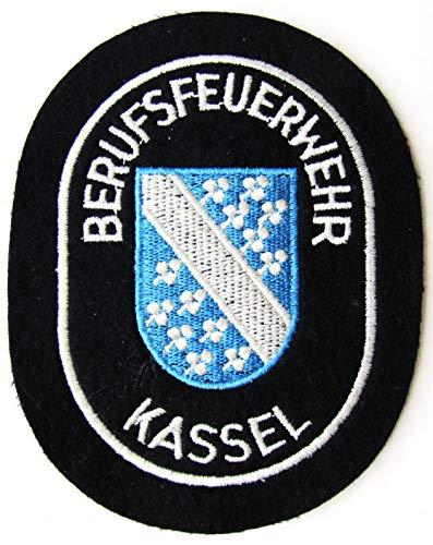 Berufsfeuerwehr - Kassel - Ärmelabzeichen - Abzeichen - Aufnäher - Patch - Motiv 1