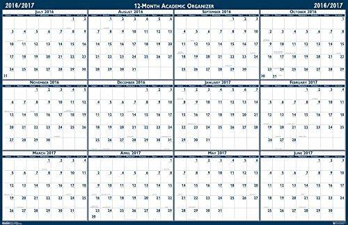 Laminated Wall Calendar Il Miglior Prezzo Di Amazon In Savemoney Es