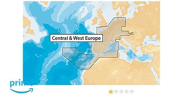 und Westeuropa 46XG marine-Karte SD//MSD Mittel NAVIONICS