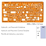 Schablone Hydraulik-/Pneumatik - Sonstige Produkte