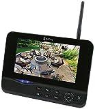 König digitales 2,4 GHz Funk-Kamerasystem mit 7 Zoll Monitor, 1 Stück, SAS-TRANS60