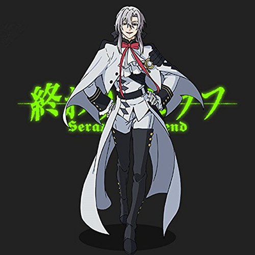 Kostüm Ferid Bathory - Sunkee Seraph of the End Vampires Ferid Bathory Uniform Cosplay Kostüm, Tailor Made (Email Us Your Size)
