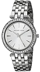 Michael Kors Analog Silver Dial Womens Watch - MK3364
