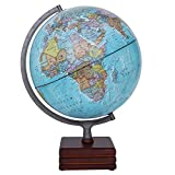 Waypoint Geographic Aviator II Illuminated Desktop Globe, 12""
