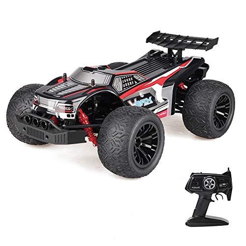 YXWJ Hochgeschwindigkeits-Auto-SUV 30km/H Fernbedienung erhöhen Allradantrieb Wand Klettern Aufladung Off-Road-Boy Erwachsene Kinderspielzeug 1:10 großes Geschenk baztoy Spielzeugautos Kids Age 8+