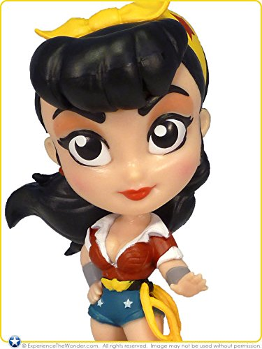 NEW 2016! DC Comics: DC Bombshells Mini Vinyl Figures Blind Mystery Tin - New Collectible 2016 by Cryptozoic Entertainment