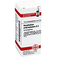 GNAPHALIUM POLYCEPHALUM D 3 Globuli 10 g Globuli preisvergleich bei billige-tabletten.eu