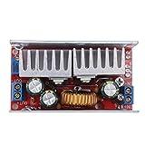 DROK® DC-DC Convertitore buck Voltage Regulator 5-40V per 1.25-36V 8A Stepless modulo scendere regolabile ad alta efficienza alimentatore stabilizzato Maximum Power 160W