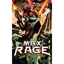 Max Rage: Twelve Punches To Mars!