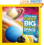 #9: National Geographic Little Kids First Big Book of Space (National Geographic Little Kids First Big Books)