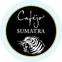 Sumatra , 24 count : Cafejo K-Cups, Sumatra Coffee, 24 Count
