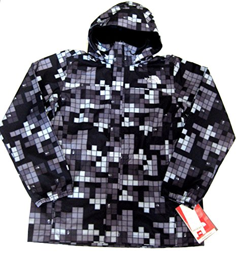 The North Face Printed Resolve Jacket Boy S Nero con stampe  XL