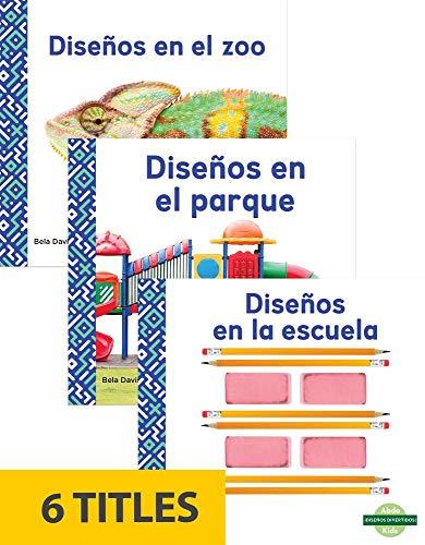 iDisenos divertidos! (Patterns Are Fun!) (Set of 6)