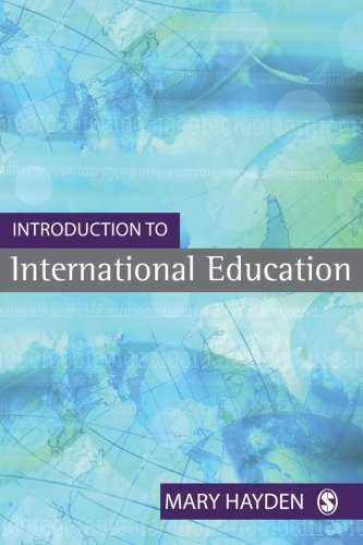 Introduction to International Education: International Schools and their Communities by Mary Hayden (2006-09-26)