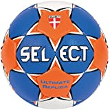 Select Handball Ultimate Replica, blau orange weiß