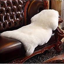 hlzdh tapis en peau de mouton synthtiquecozy sensation comme vritable laine tapis en fourrure - Tapis Peau De Mouton