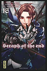 Seraph of the End Edition simple Tome 16