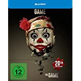 The Game Limited Blu-ray Steelbook