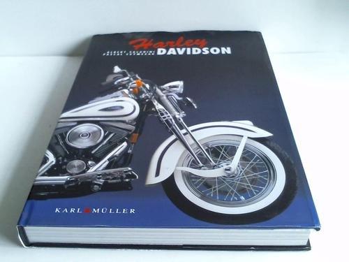 Portada del libro Harley-Davidson