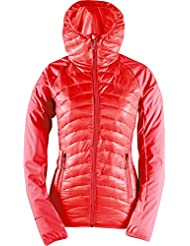 2117 of Sweden Damen 7616905-058 Eco Hybrid Outdoor Jacke Skulltorp signal red