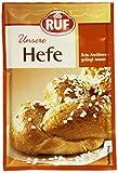 Ruf Hefe - Trockenbackhefe, 3 Beutel, 21g