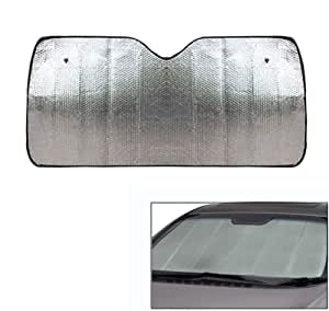 AAUTOCARZ Car Front Windshield Foldable Sunshade for Mitsubishi Lancer