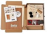Sela Snare Cajon Kit Medium SE 018 - Kit de montage avec méthode de cajon et CD