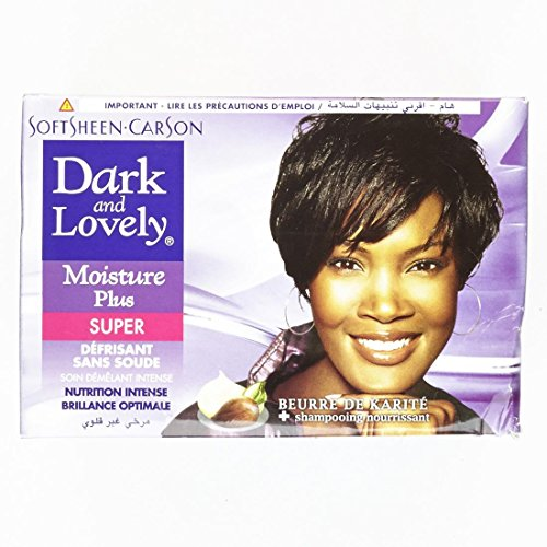 Dark & Lovely Relaxer Kit Super (Haarbehandlungen) (Spülungen)