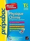 Physique-Chimie Tle S enseignement spécifique - Fiches de cours et sujets de bac corrigés (terminale S)