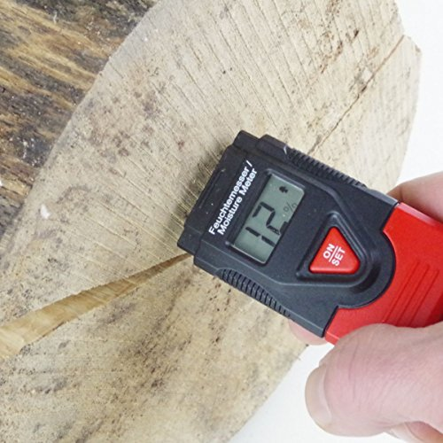 Hygromètre électronique pour bois, rot