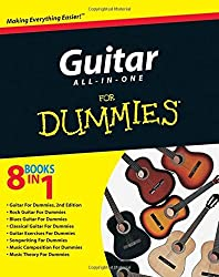 Guitar All-in-One For Dummies by Jon Chappell (2009-08-03)