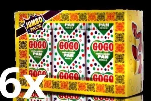 Preisvergleich Produktbild 6 stück packung GOGO Pfanne Masala Empörenderweise 48 (288 Pakete) - ZU UK