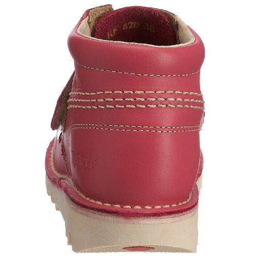 Kickers Kick Kilo, Chaussures Garçon Rose (pink/light Cream)