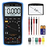 Digital Multimeter mit Auto Range, Morpilot 6000 Counts Advanced Multimeter Voltmeter Amperemeter Ohmmeter