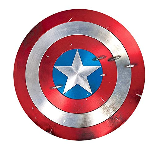 Captain America Shield Prop - DMAR Captain America's Shield, 60cm 1: