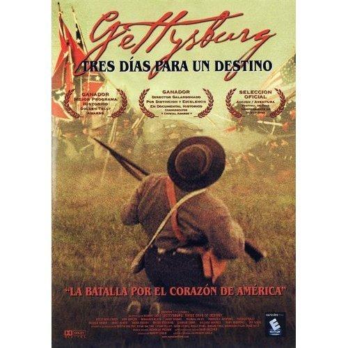 Gettysburg: Tres días para un destino (TV) (2004) [Spanien Import]