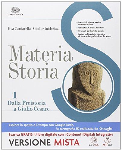 Materia storia. Per gli Ist. professionali. Con e-book. Con espansione online: 1