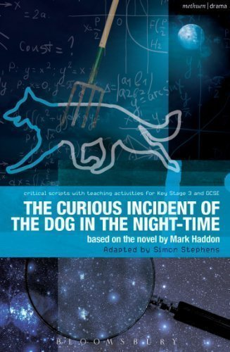 The Curious Incident of the Dog in the Night-Time: The Play (Critical Scripts) by Mark Haddon, Simon Stephens Reprint Edition (2013)