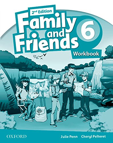 Family and Friends 6 Activity Book Exam Power Pack 2nd Edition (Family And Friends 2Ed) - 9788467393538 (Family & Friends Second Edition)