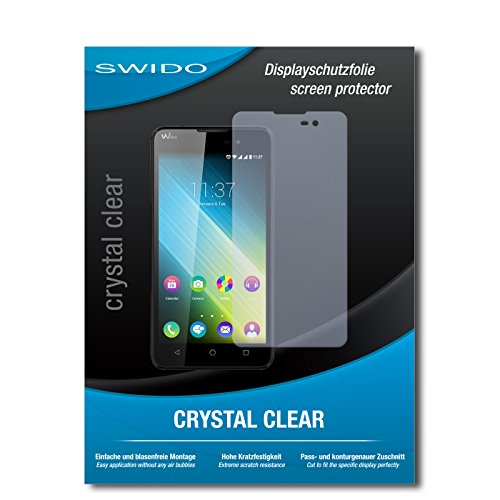 4-x-swido-protecteur-dcran-wiko-lenny-2-film-protecteur-feuille-crystalclear-invisible
