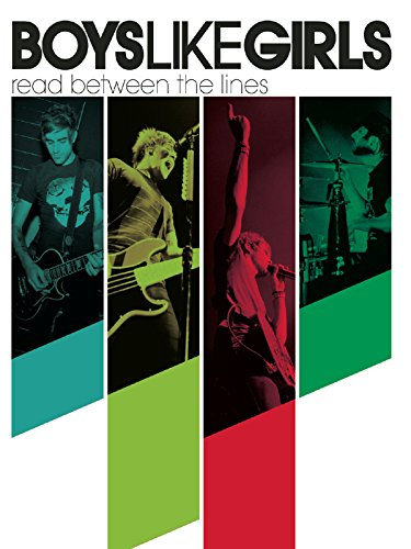 Boys Like Girls - Read Between the Lines [OV] -