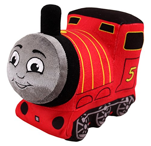 Thomas & Friends James Large Red Talking Soft Toy, 18.5cm