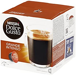 Find NESCAFÉ Dolce Gusto Grande Intenso Coffee Pods 16 by Nestle