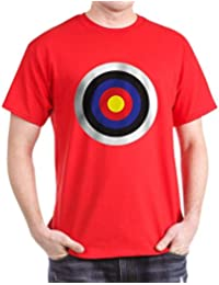 CafePress - Nonick Bullseye - 100% Cotton T-Shirt
