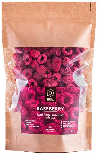 Freeze-dried Raspberry 85g Test