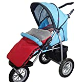 DANG&SHOP Winter Tour Wasserdicht Star Baby universal Kinderwagen Schlafsack Warm Footmuff Sack Fell Warm Ultralight Neugeborenen Kinderwagen Schlafsack