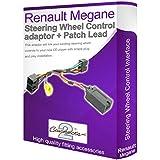 RENAULT MEGANE voiture stéréo adaptateur, Connectez votre Volant de commande au volant les boutons
